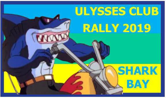 Shark Bay Rally Patch